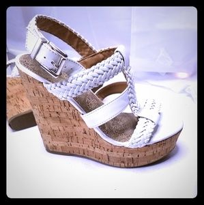 DEB - wedge sandals